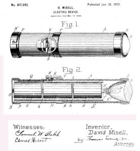 flashlight-history
